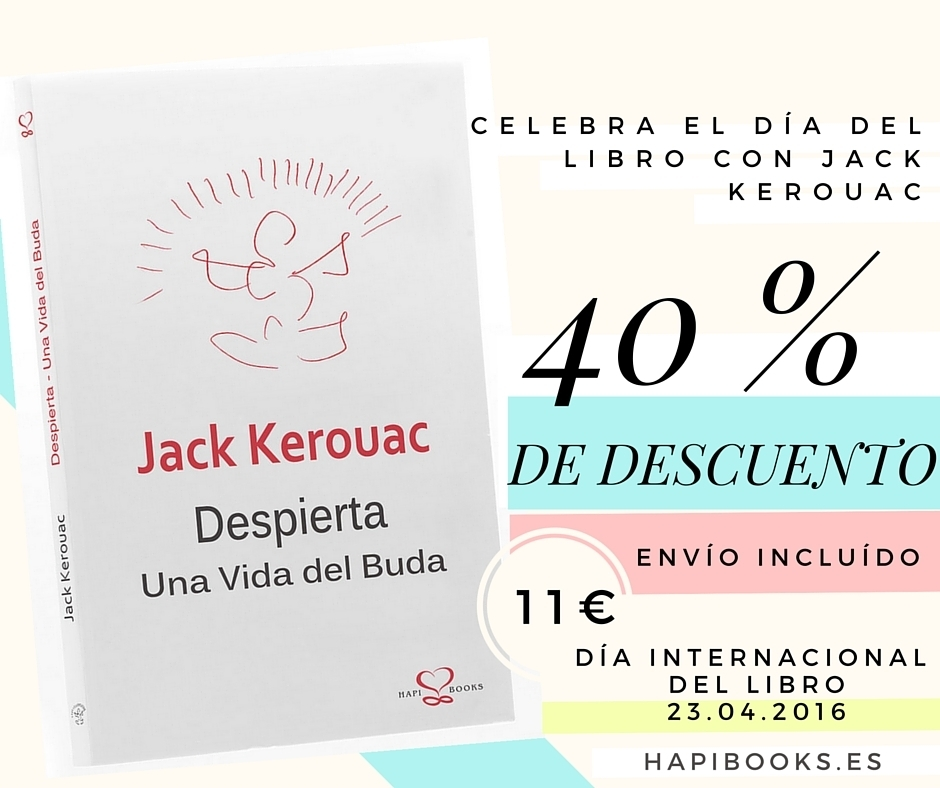 Celebrate the Book's Day with Jack Kerouac